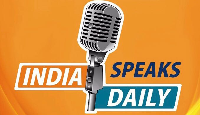 India Speaks Daily: Pressing stories behind the Indian Politics, Legislature, Judiciary, Political ideology, Media, History and society.